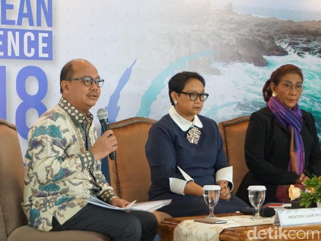 Menlu Retno dan Susi Pudjiastuti akan Pimpin Konferensi Laut Dunia
