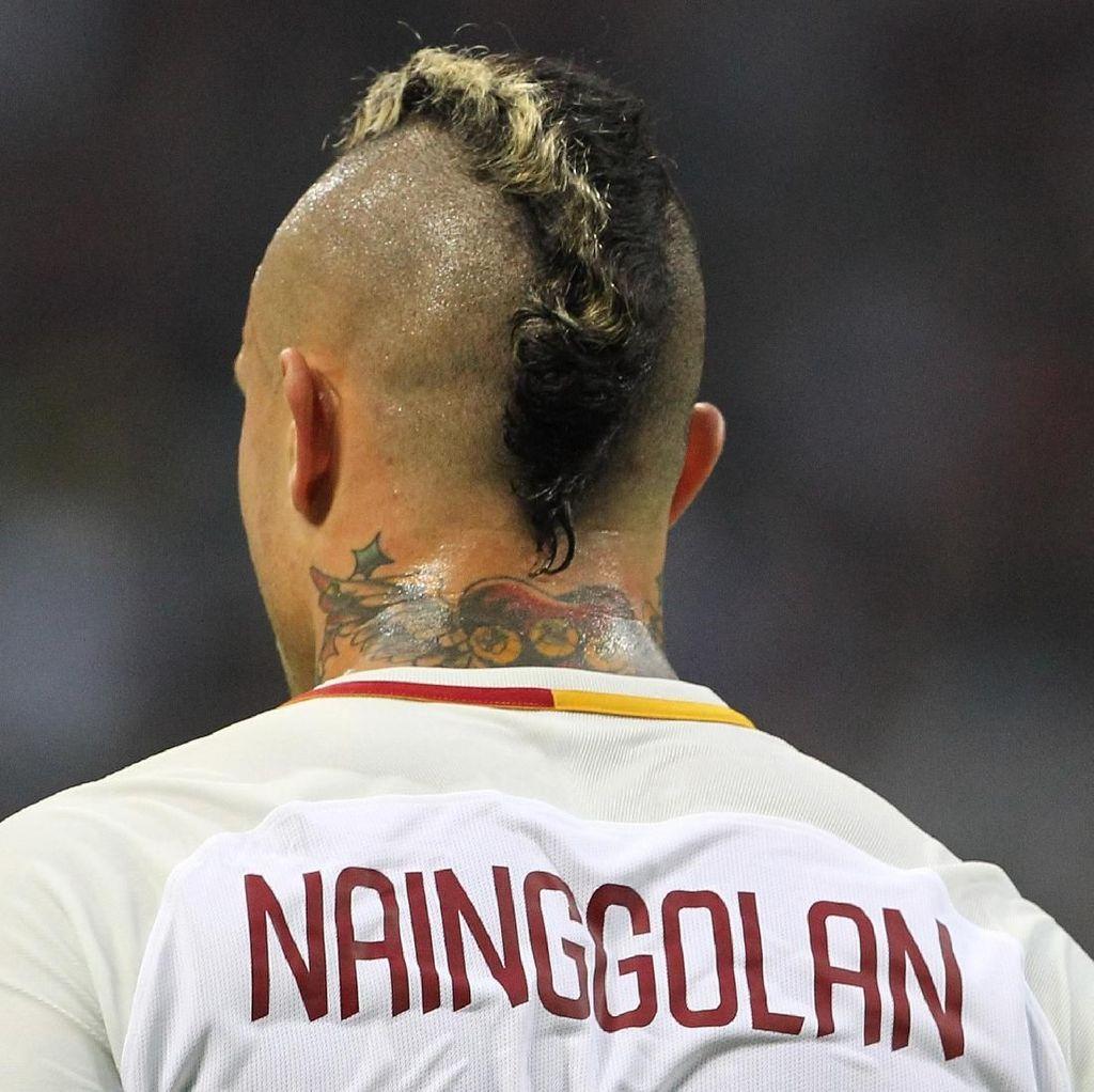Kekecewaan Nainggolan pada AS Roma