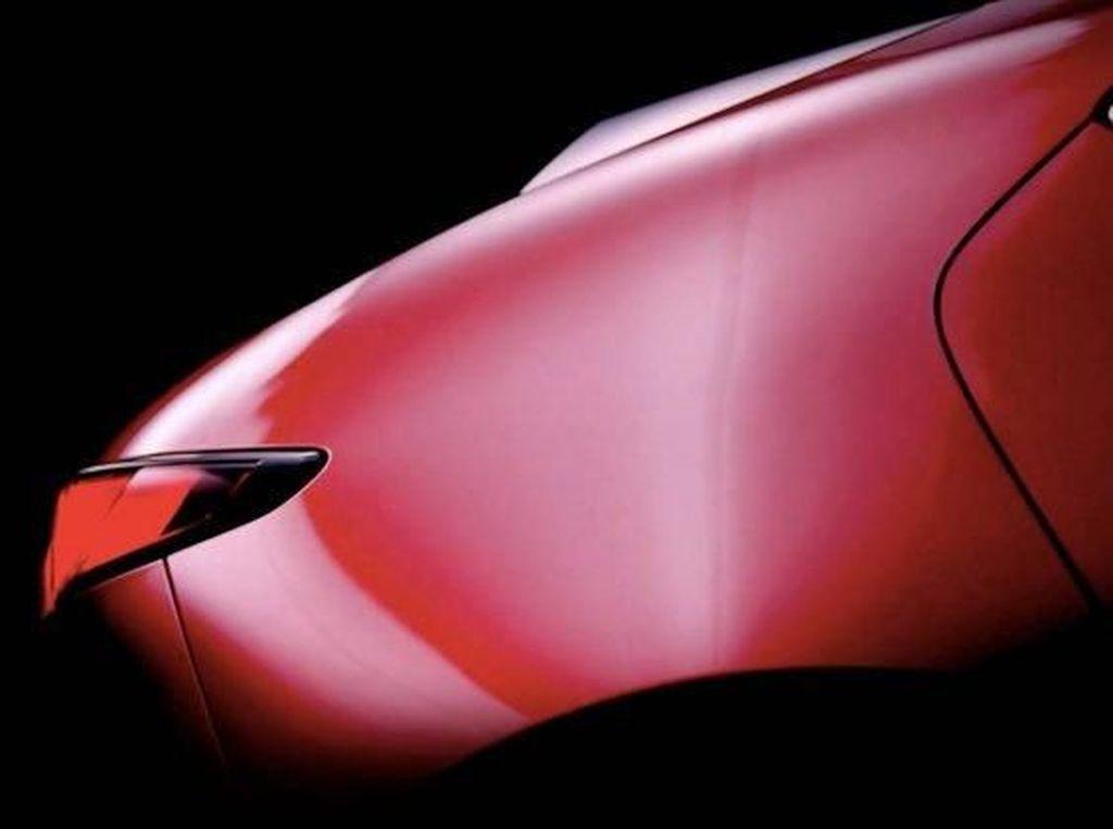 Bodi dan Bokong Seksi Mazda3 Terbaru Mulai Dibocorkan