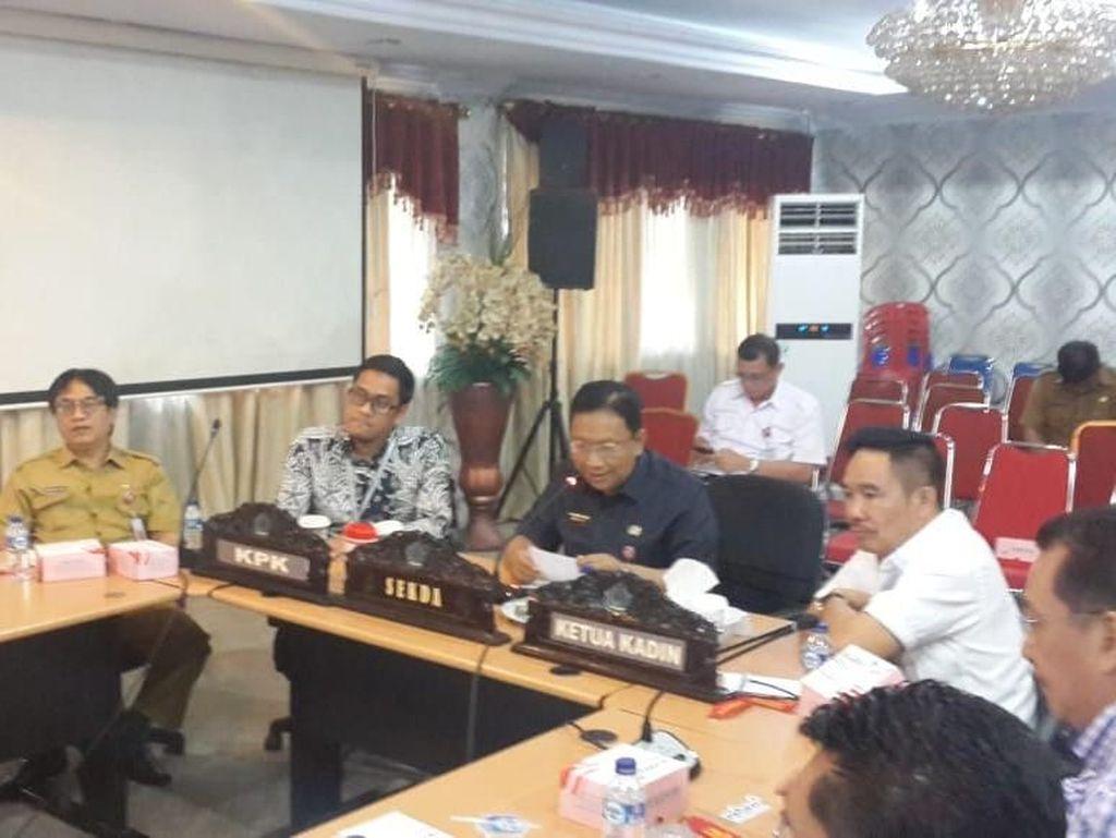 Pemprov Sulut Bentuk Komite Advokasi untuk Berantas Korupsi