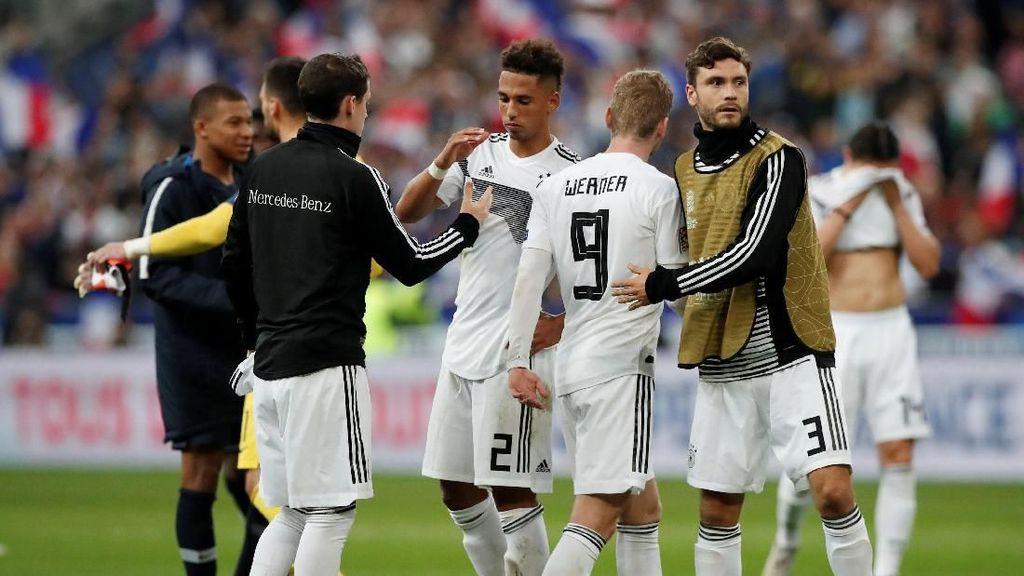 Jerman Terdegradasi dari Liga A di UEFA Nations League