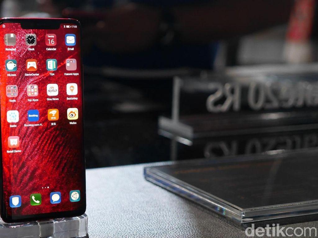 Lini Huawei Mate 20 dan Google Pixel Panaskan Persaingan Flagship