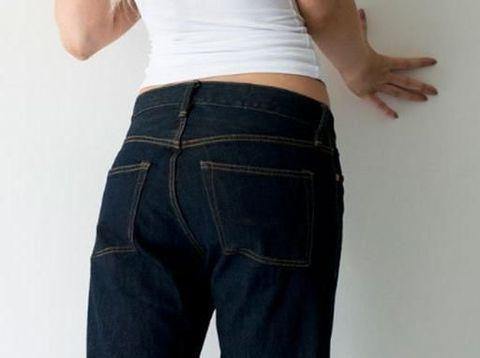 Jeans penahan bacin kentut keluaran Shreddies.
