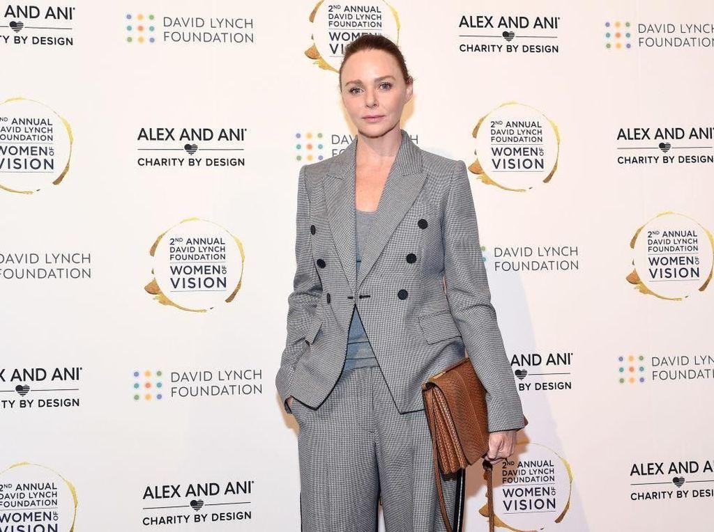 Desainer Stella McCartney Dirikan Yayasan Khusus Kanker Payudara