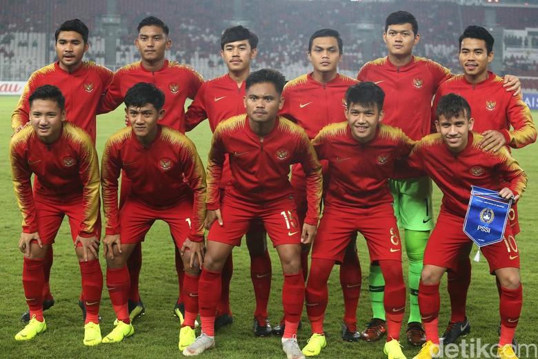 Indonesia Awali Langkah di Piala Asia U-19 dengan Mantap