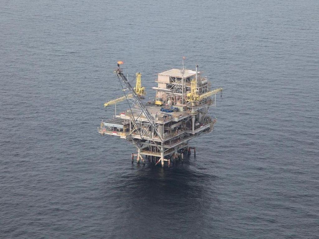 Butuh Rp 300 M Benahi 3 Anjungan Offshore yang Nganggur