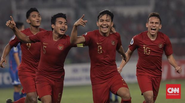 LIVE: Timnas Indonesia U-19 vs Uni Emirat Arab