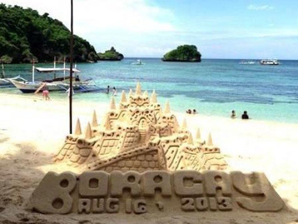 Mabuhay, Pantai Boracay!