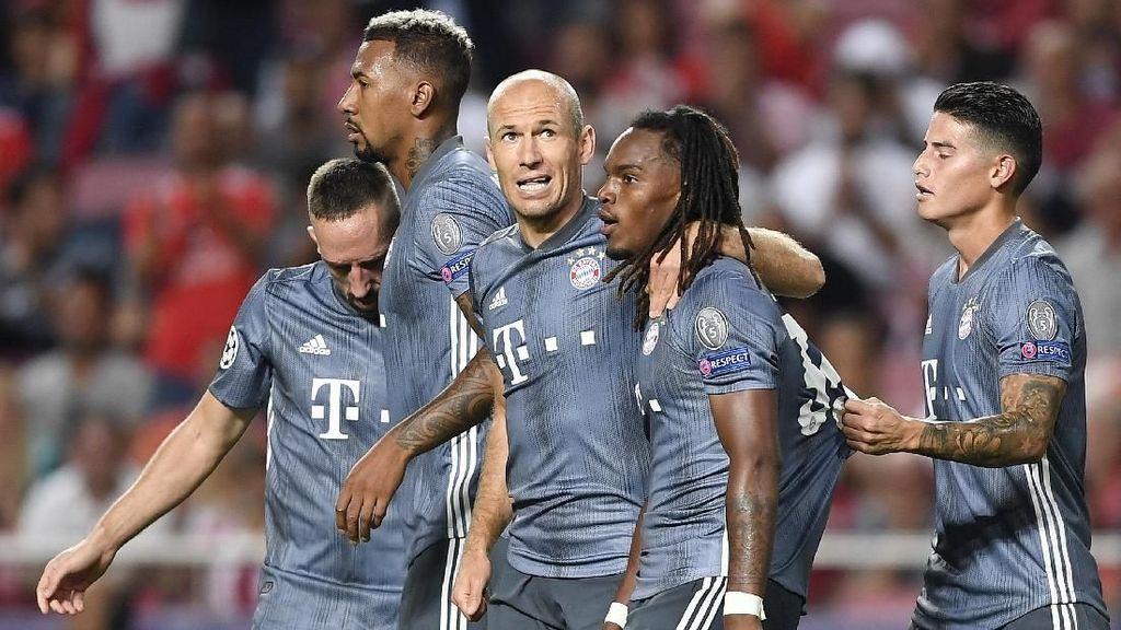 Bayern Butuh Kemenangan Beruntun untuk Bungkam Kritik