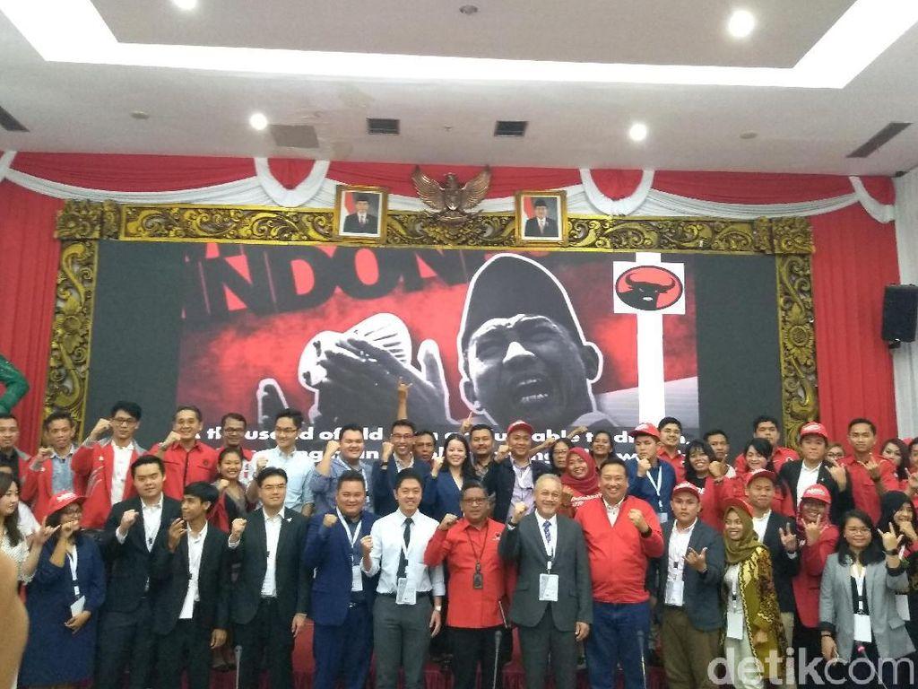 Delegasi Parpol Asia ke PDIP Belajar Bangun Sekolah Partai
