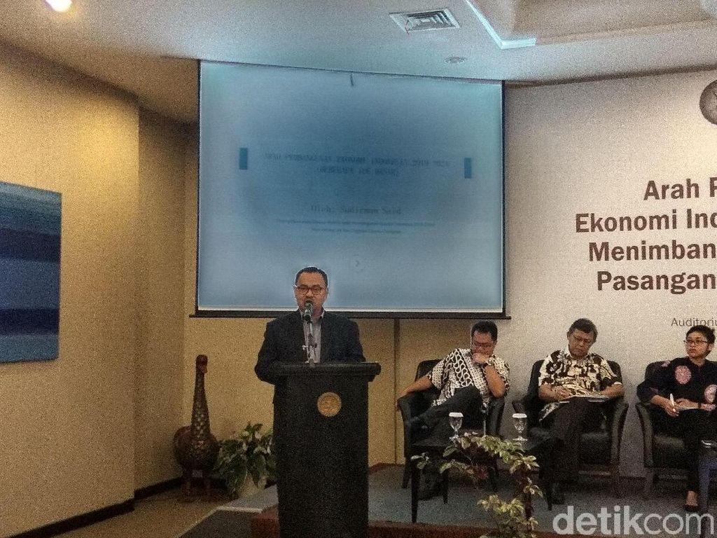 Sudirman Said Kenang Saat di Kabinet Jokowi: Masa Idah Sudah Lewat