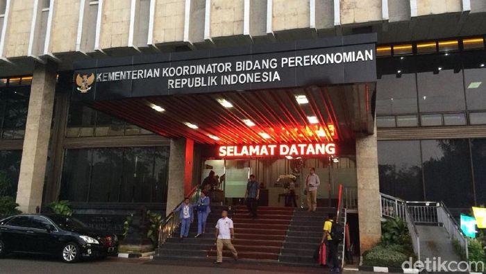 Kementerian Koordinator Bidang Perekonomian/Foto: Puti Aini Yasmin