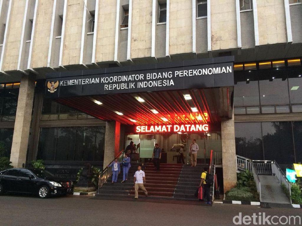Menteri hingga Kepala Daerah Rapat di Kantor Darmin Bahas KEK