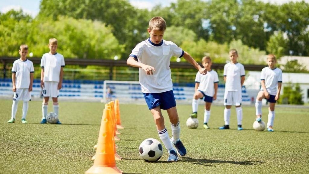 Tanda-tanda Anak Berbakat Jadi Pemain Sepakbola