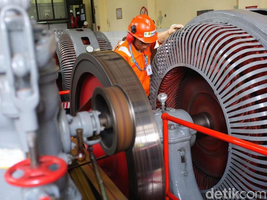 Ada Tambahan 17.000 MW Pembangkit Listrik hingga 2019