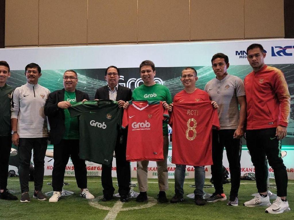 Timnas Indonesia Gandeng Sponsor Baru