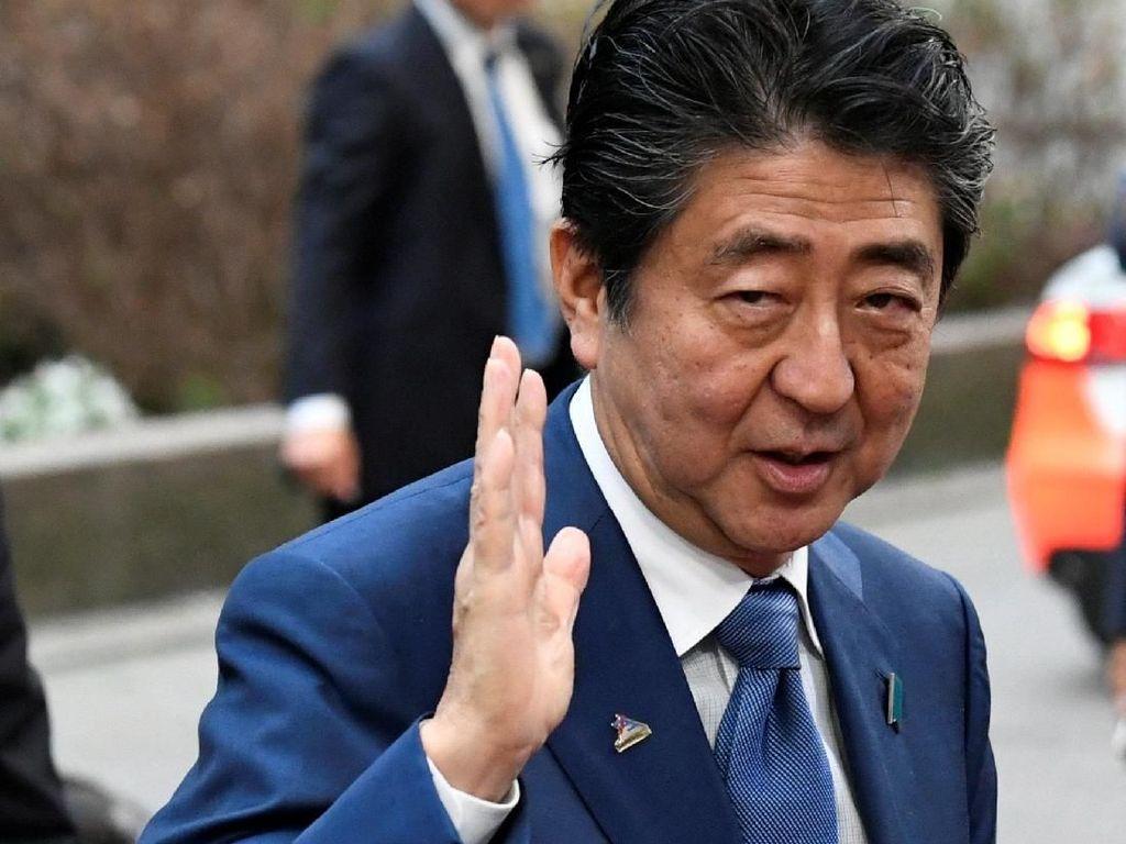 PM Jepang Shinzo Abe Masuk RS, Dikabarkan Check Up Rutin
