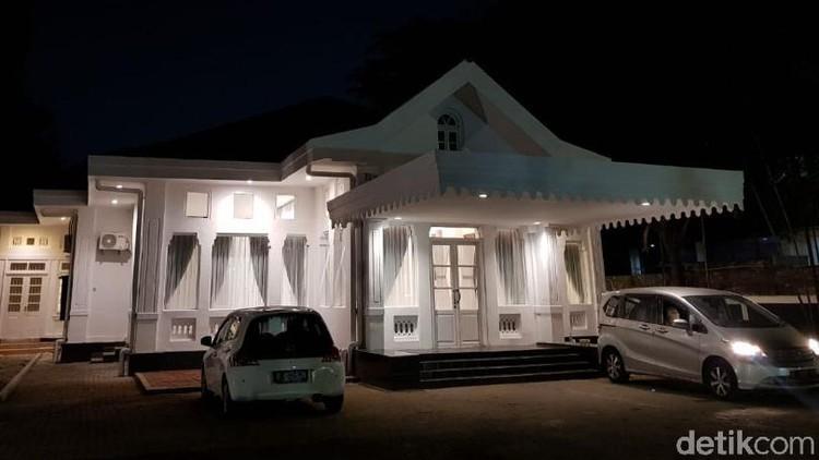 Menengok Rumah Aspirasi Timses Jokowi-Maruf