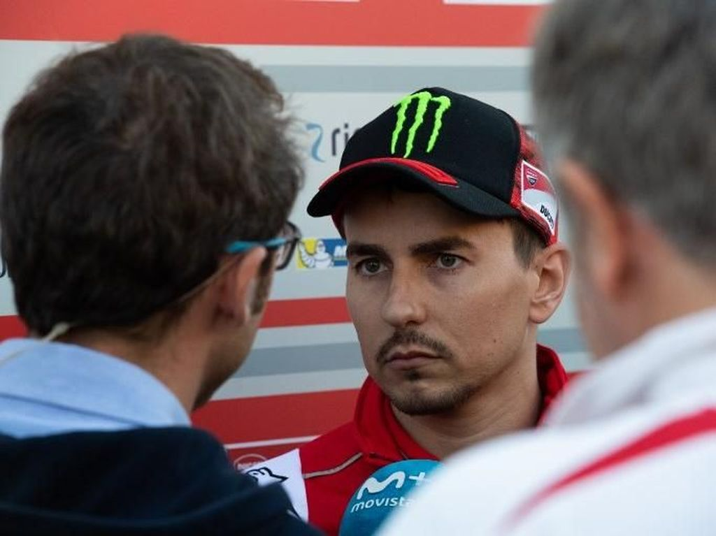 Cerita Lorenzo Kehilangan Motivasi di Yamaha