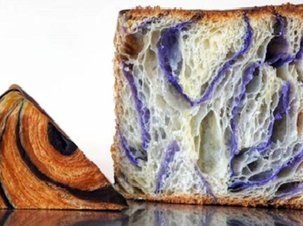 Unik! Ini Kreasi Baru, Croissant Berbentuk Kubus