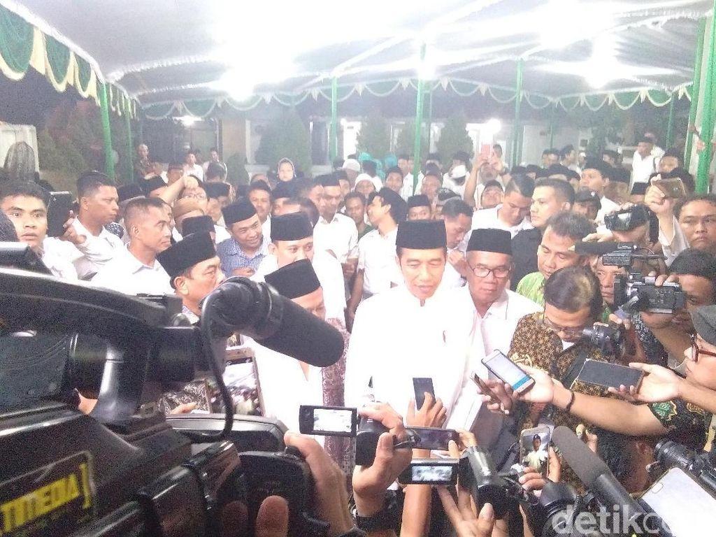 Hari Santri, Jokowi akan Beri Perhatian Pesantren
