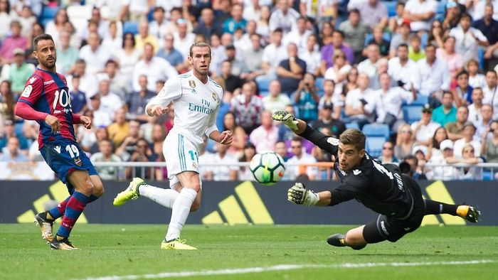 Real Madrid mesti mewaspadai Levante. (Foto: Denis Doyle/Getty Images)