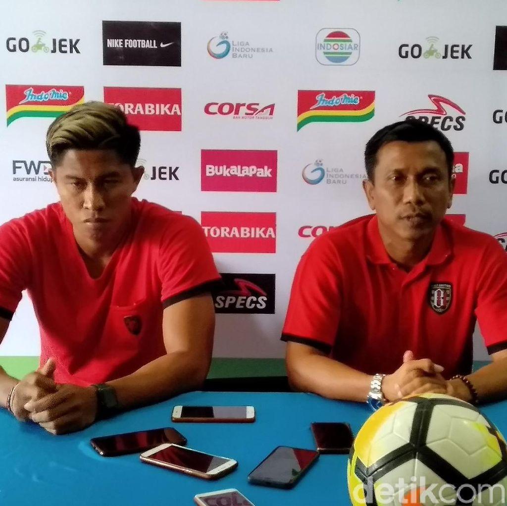 Tandang ke Markas Arema, Bali United Pantang Tergelincir