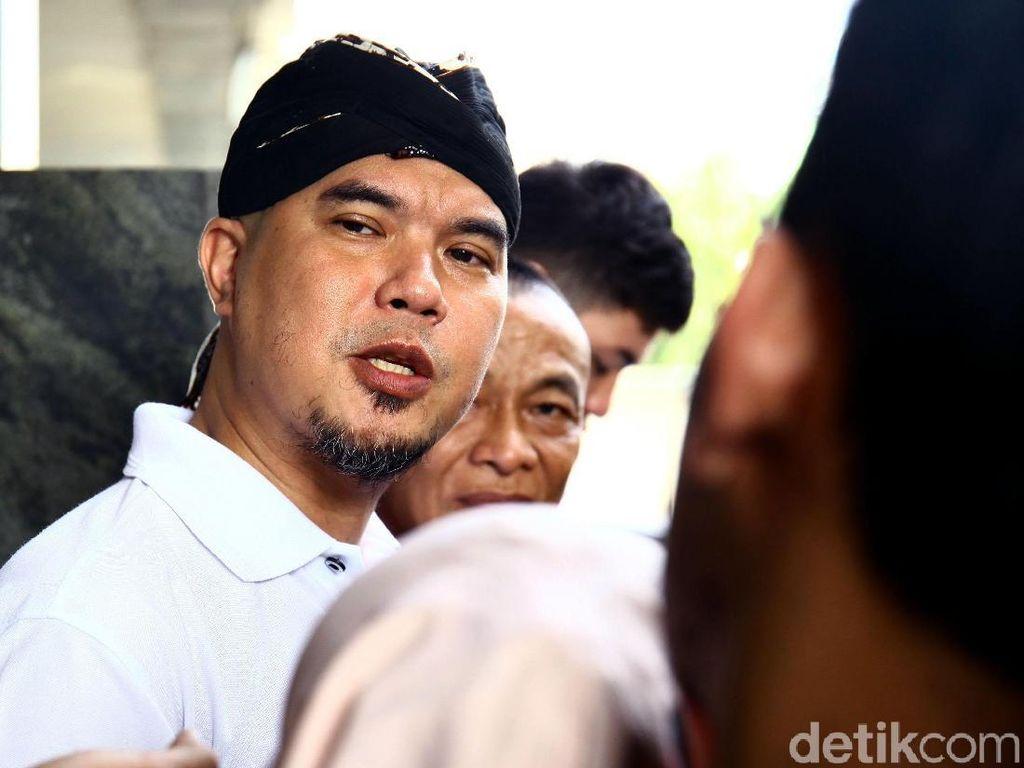 Polisi Kirim Surat Pencekalan Ahmad Dhani ke Imigrasi