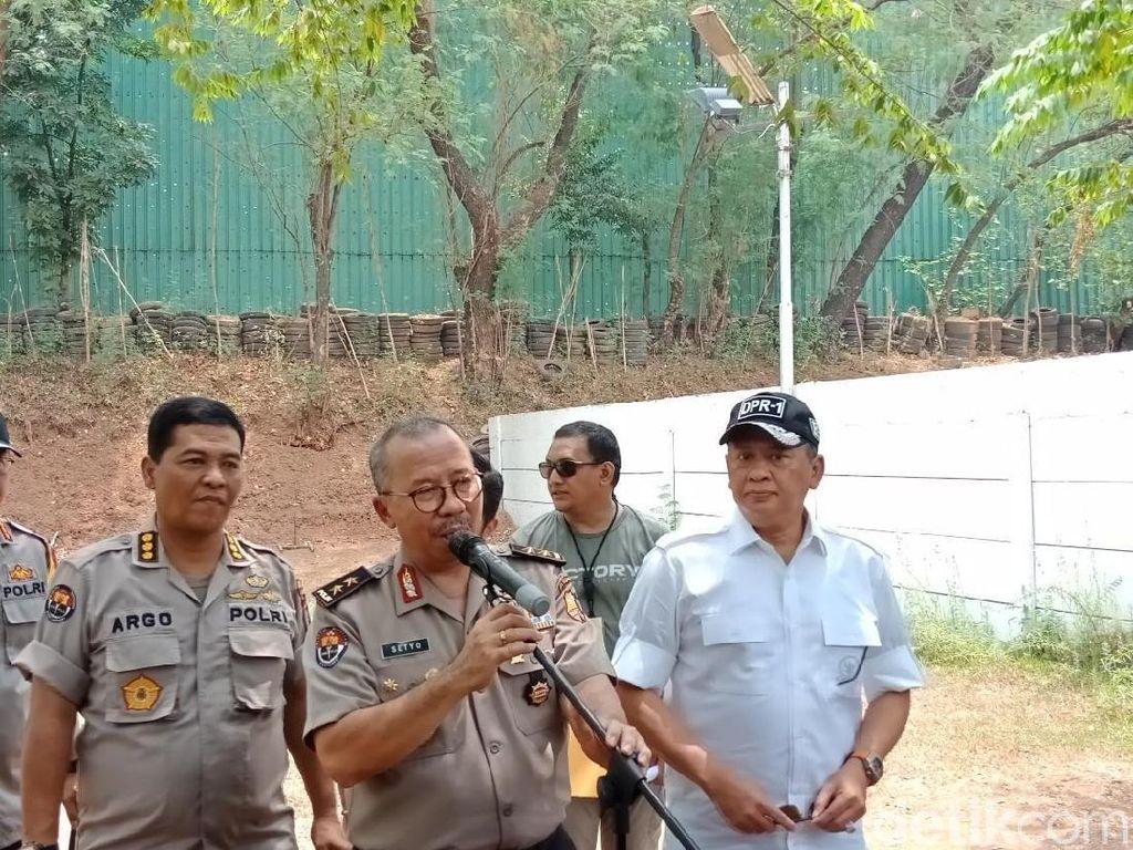Perbakin Tak Ingin Lapangan Tembak Senayan Direlokasi Total