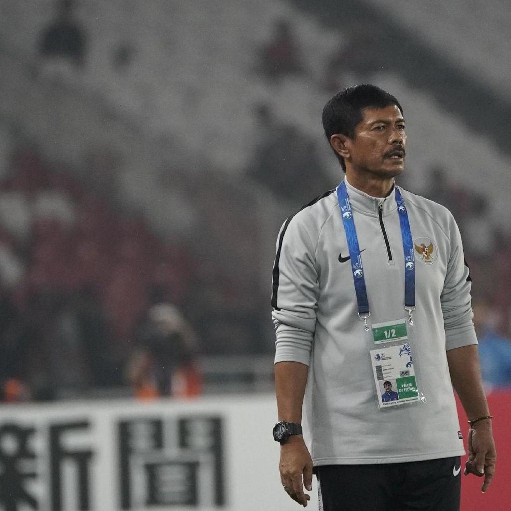 Menuju Kualifikasi Piala Asia U-23, Indra Sjafri: Stok Pemain Melimpah