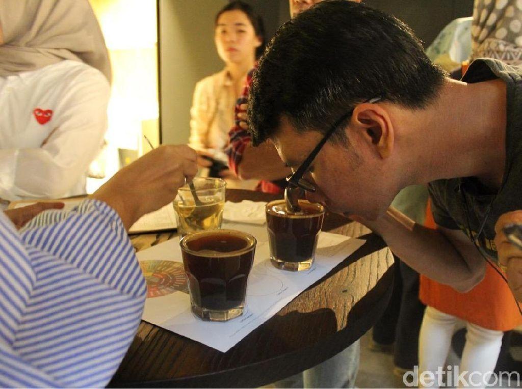 Ini Kata Mereka Usai Mengikuti Indonesia Coffee Class detikFood