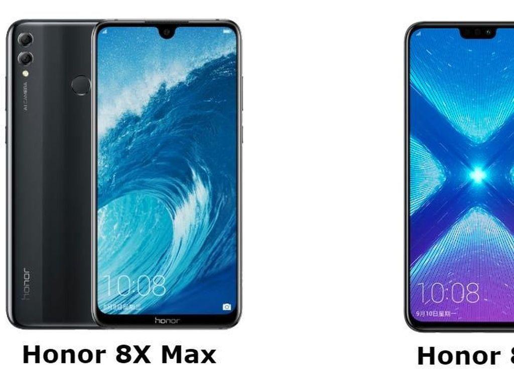 Honor 8X Max Tak Masuk Indonesia