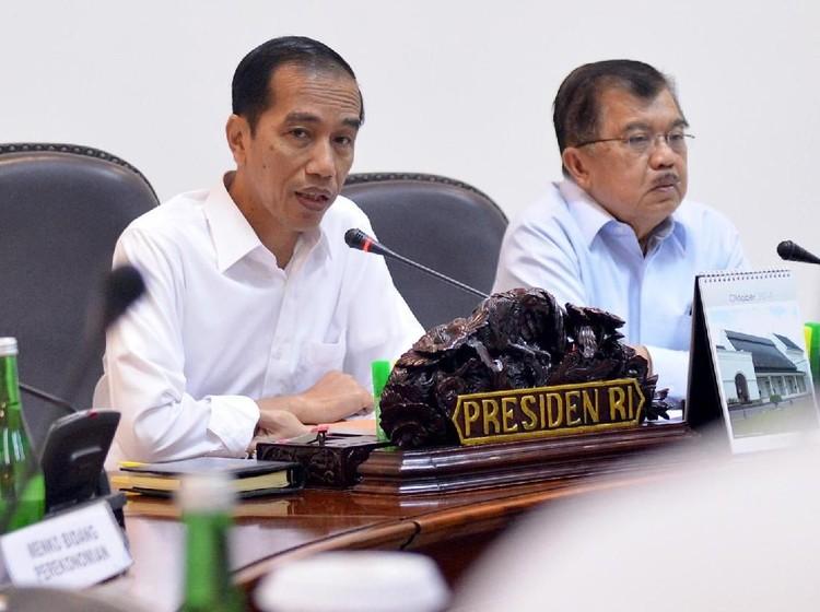 Alasan JK Dukung Jokowi: Tidak Otoriter dan Tidak Nepotisme