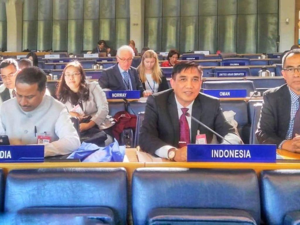 Komitmen Kementan Dukung Ketahanan Pangan Dunia di Markas FAO