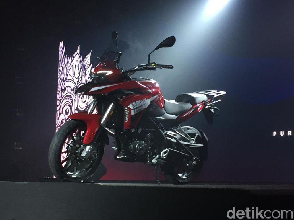 World Premiere, Benelli Luncurkan 3 Motor Sekaligus di Bali