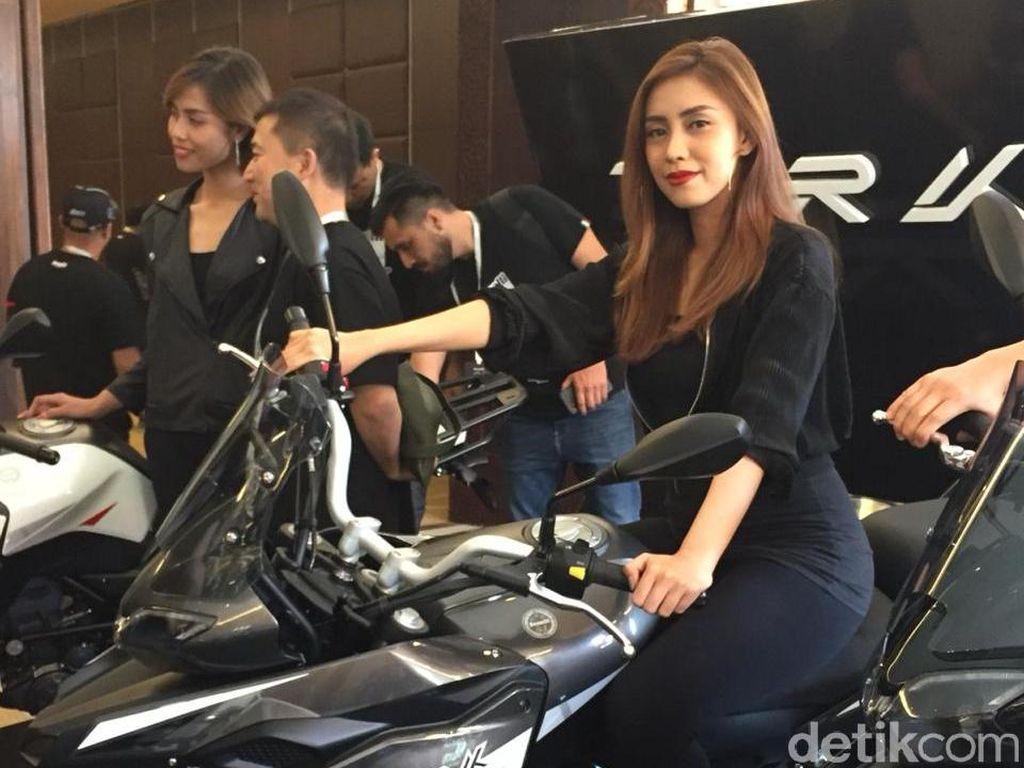Benelli Bikin Motor Matic 150 cc, Nggak Copas Motor Jepang