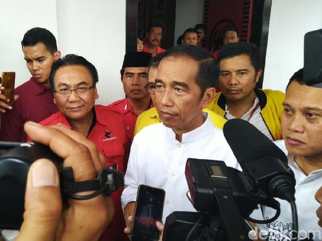 Jokowi: Bangun Infrastruktur Bukan untuk Gagah-gagahan!