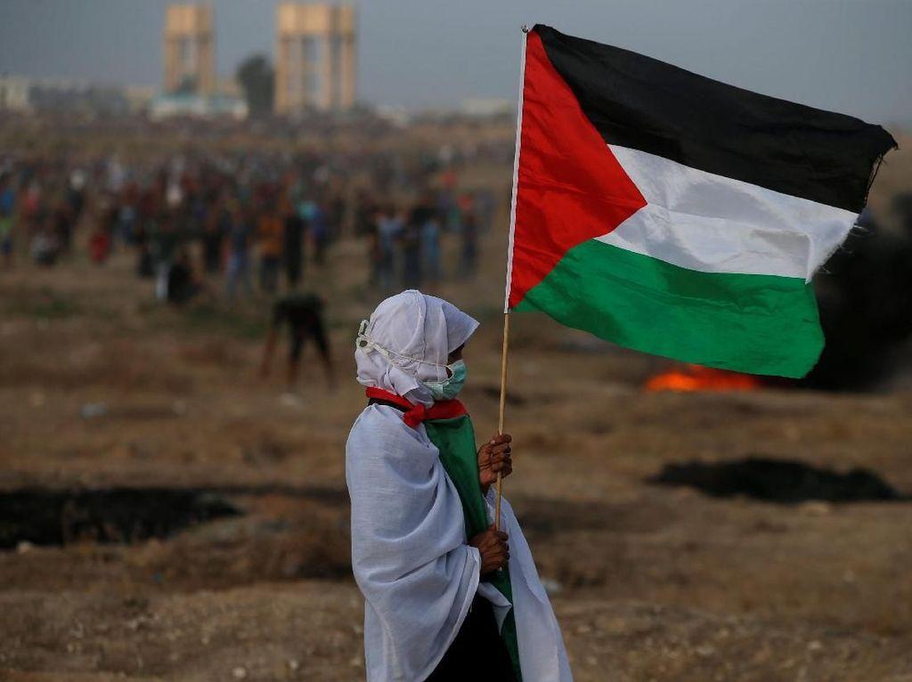 Israel Bombardir Gaza, Hamas Balas dengan Serangan Roket