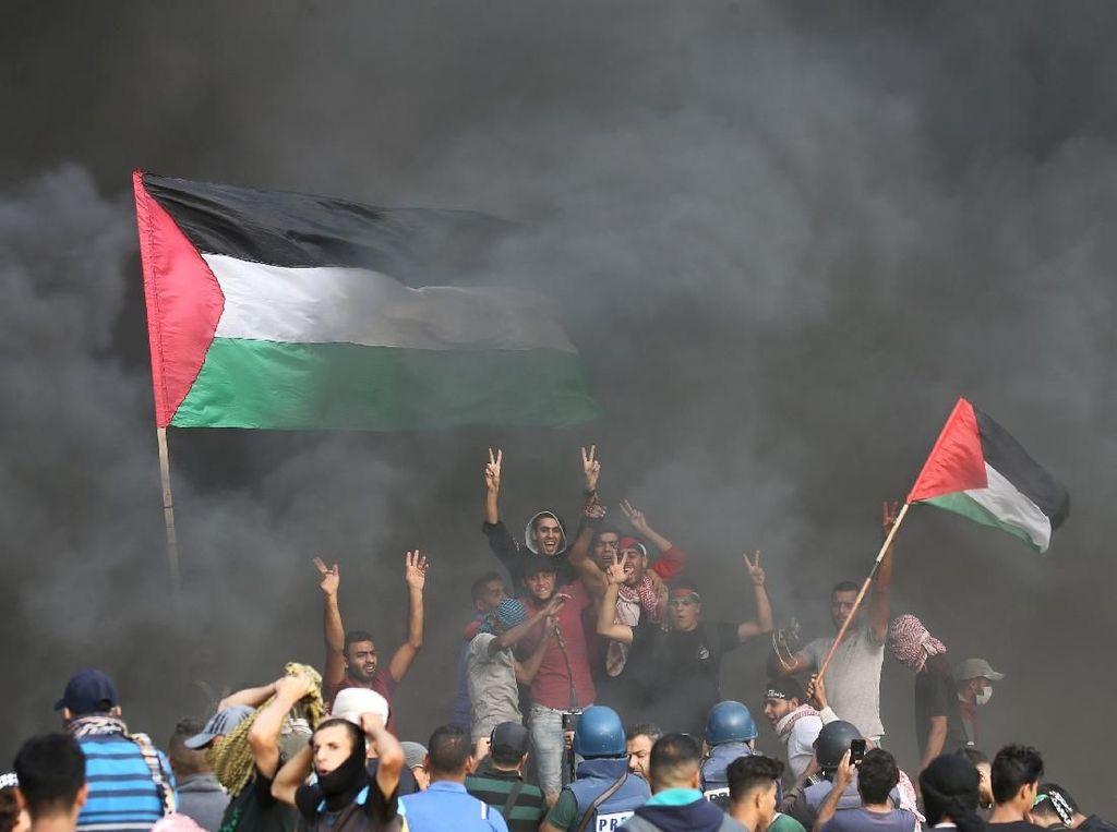 Bentrokan di Tepi Barat, Remaja Palestina Tewas Ditembak Tentara Israel