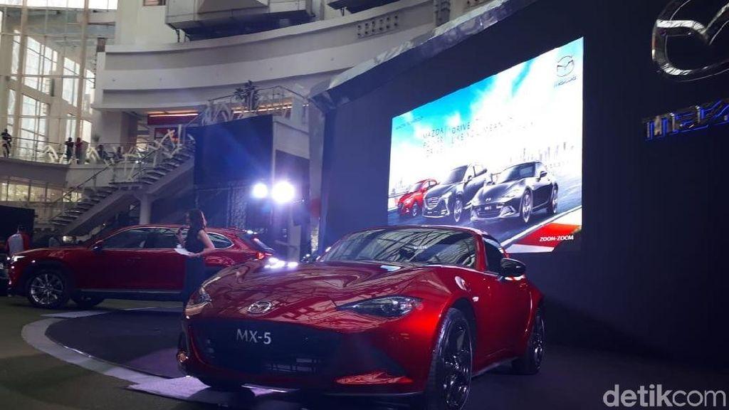 Mazda CX-9 dan MX-5 Makin Keren