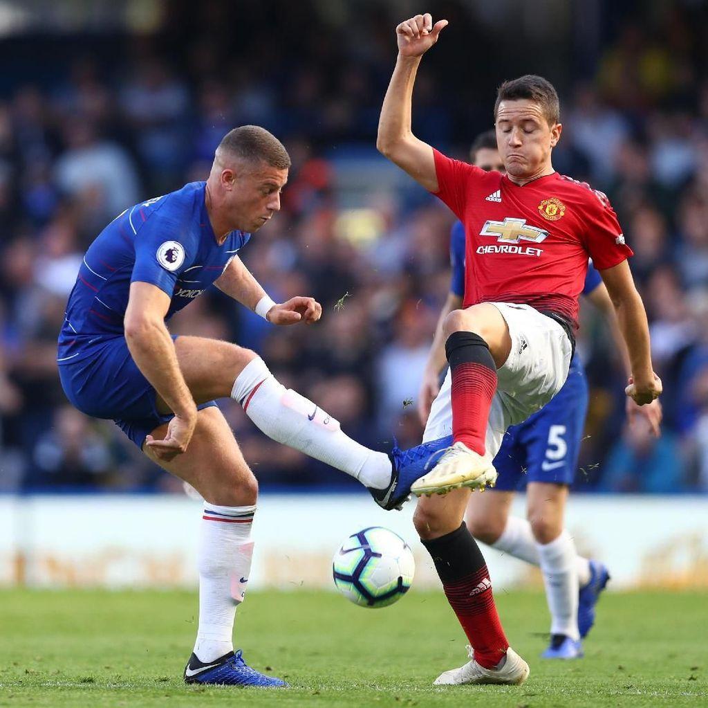 Chelsea Lanjutkan Laju Tangguhnya atas MU di Stamford Bridge