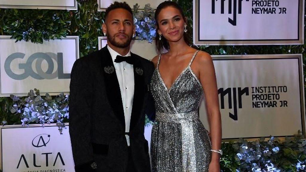 Neymar Kini Jomlo Usai Putus Lagi dengan Bruna Marquezine