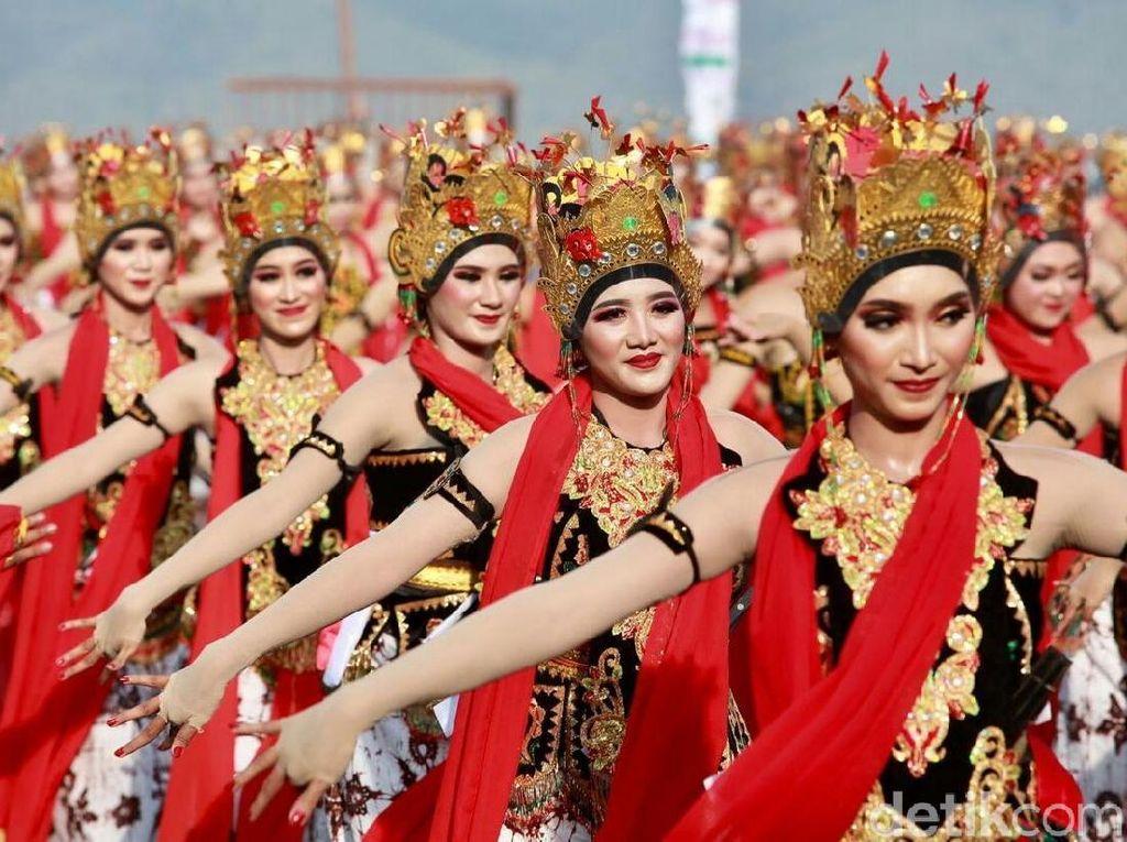 Selain Atraksi Wisata, Festival Gandrung Sewu Juga Produksi Pengetahuan Budaya