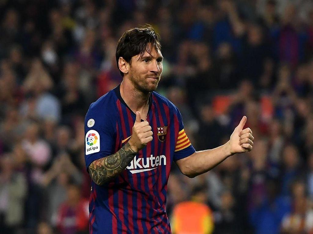 Kalau Moratti Masih Jadi Presiden Inter, Messi Bakal Digaet