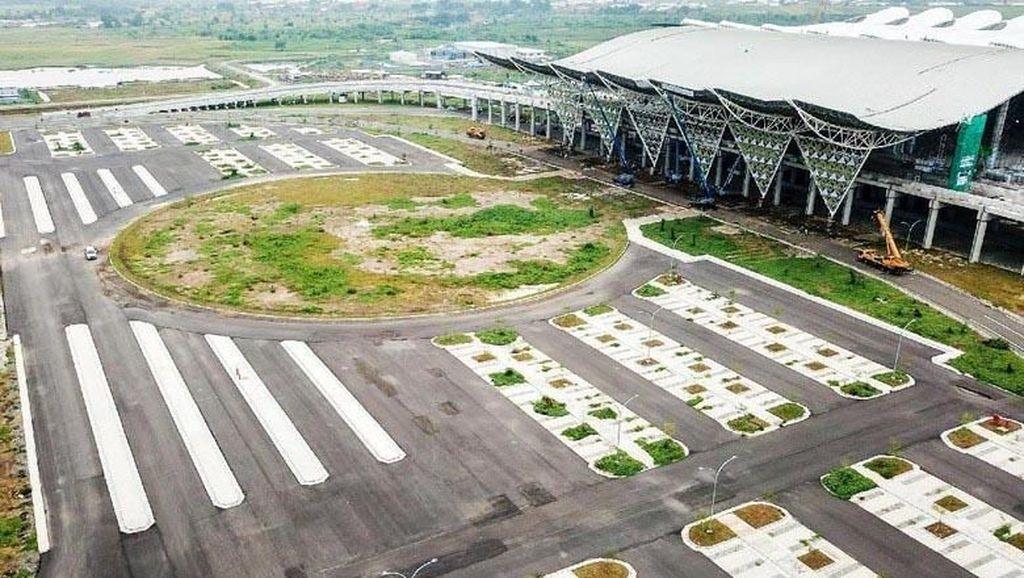 Potret Bandara Kertajati yang Dicanangkan SBY dan Diresmikan Jokowi