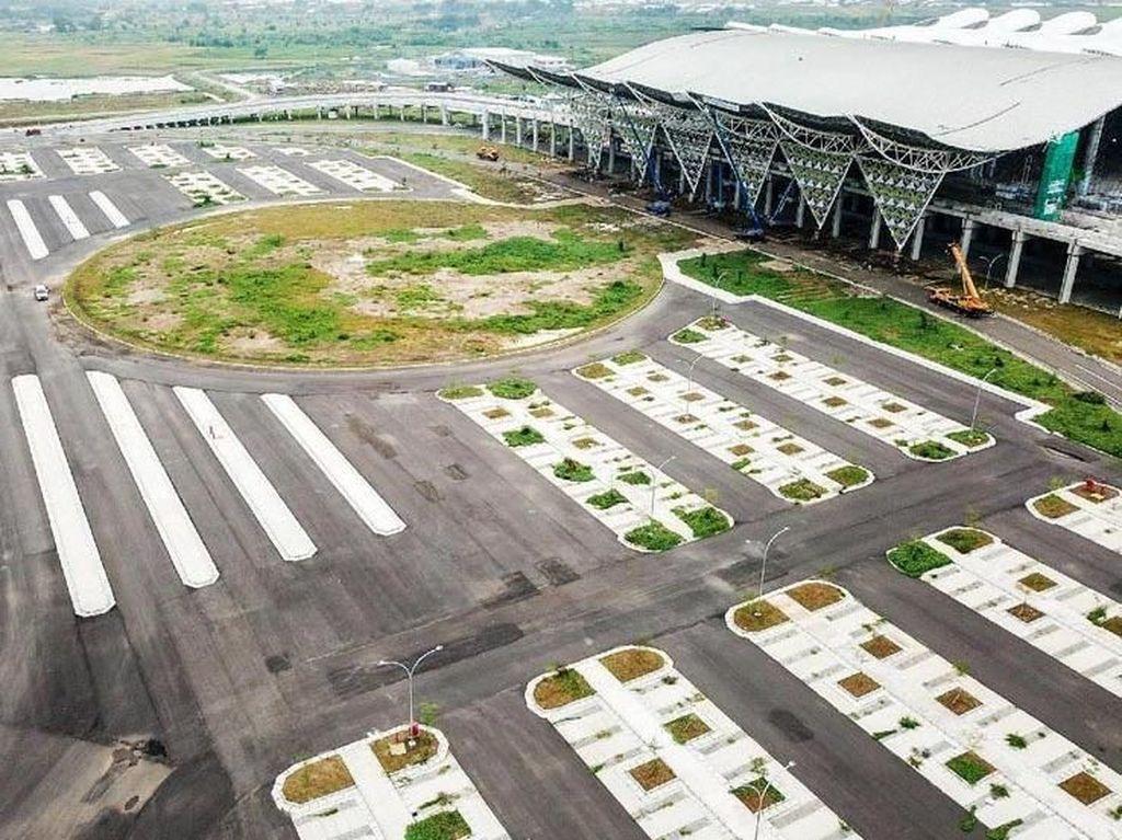 Bareng Kang Emil, Menhub Blusukan ke Proyek Pelabuhan dan Bandara di Jabar