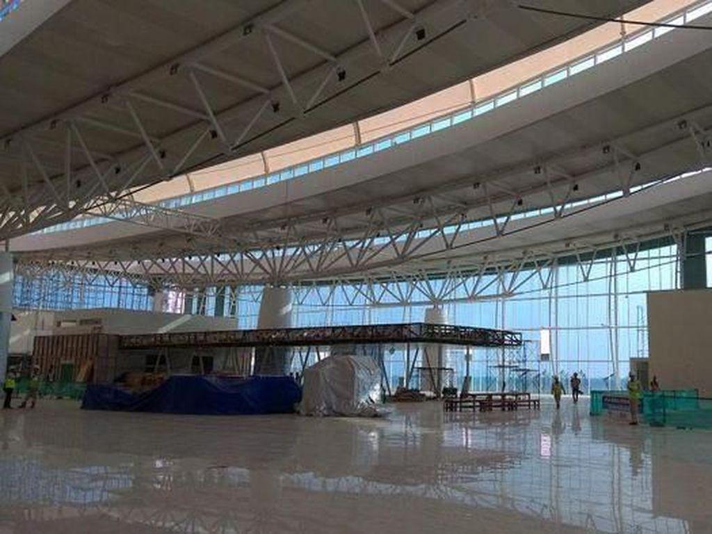 Pengelola Akui Penumpang di Bandara Kertajati Masih Sepi