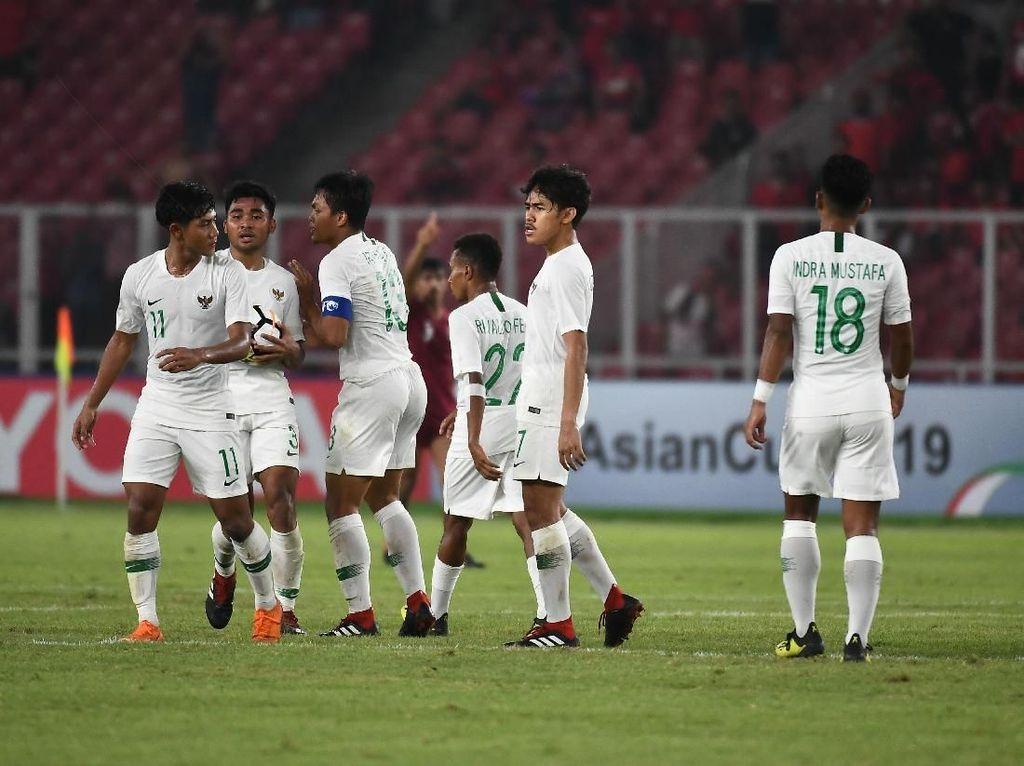 Qatar Tak Kaget dengan Empat Gol Indonesia di Babak Kedua