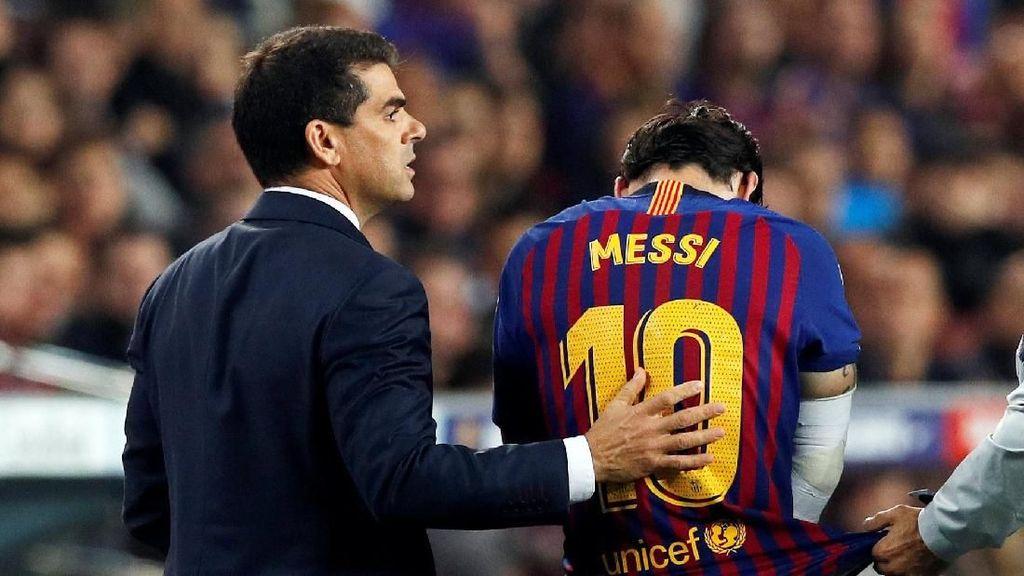 Perdana Sejak 2007, El Clasico Tanpa Messi dan Ronaldo