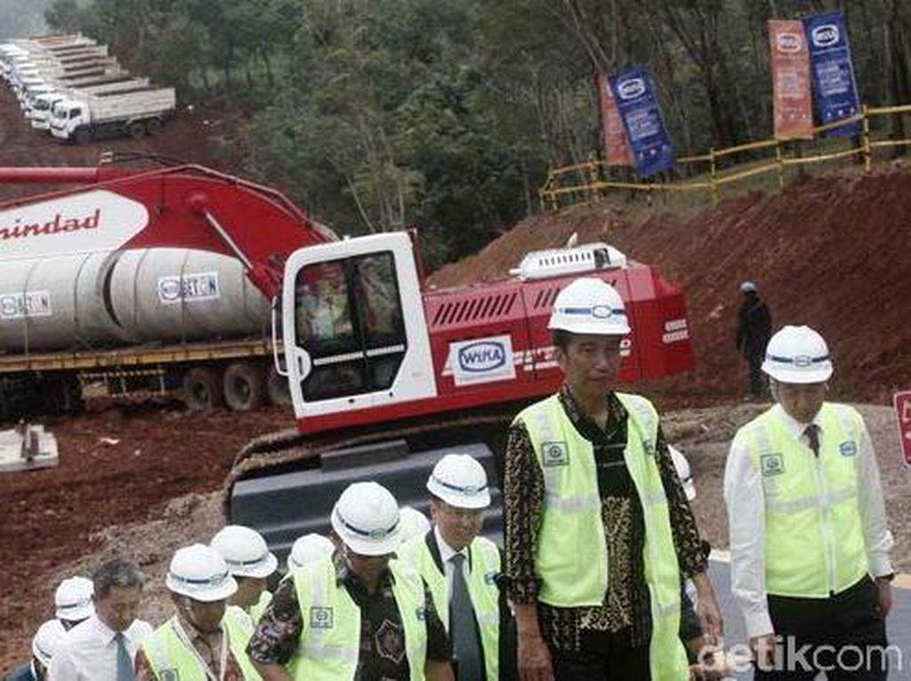 4 Tahun Jokowi-JK: Proyek Kereta Cepat yang Pembangunannya Lambat